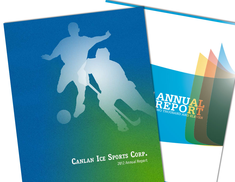 CIS Annual Report Covers
