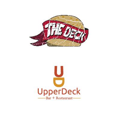 Upper Deck Logo Concept