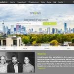 Spring Realty Homepage
