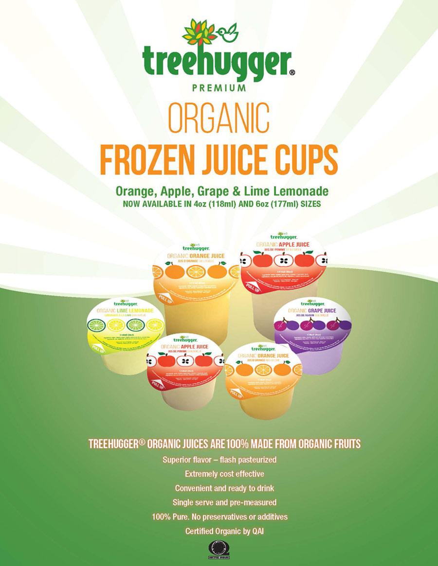 Organic Juice Poster
